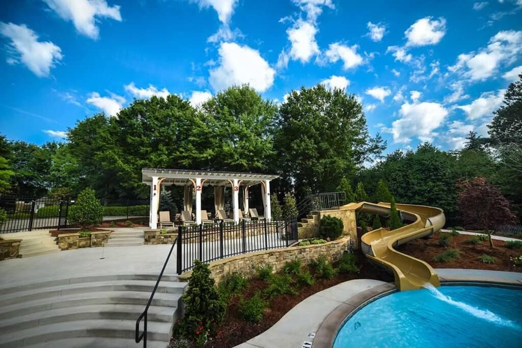 Custom Pool Design Atlanta