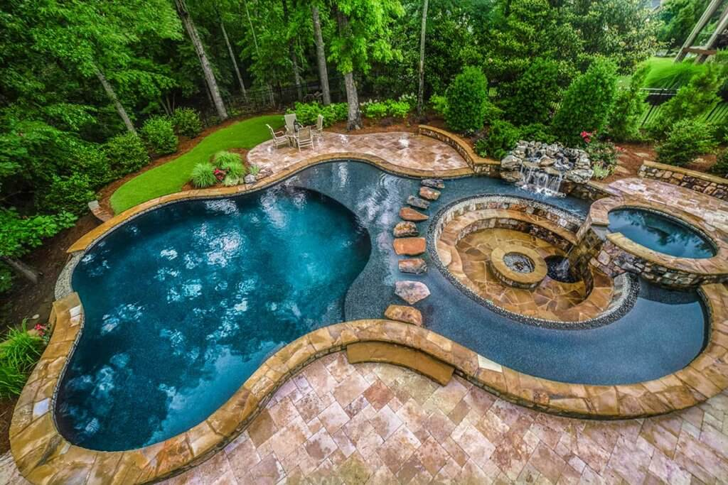Award Winning Pool Designer Atlanta