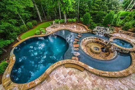 Pool And Aquatic Design